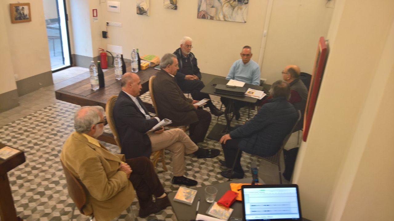 Piano per il recupero del patrimonio architettonico di Oristano e la realizzazione di un itinerario museale di Giorgio Pani