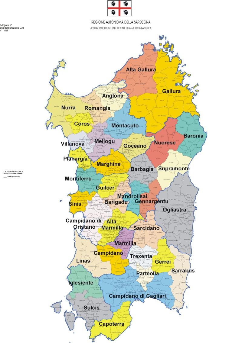 Snellire la Regione: una proposta per iniziare il processo. Di Riccardo Scintu