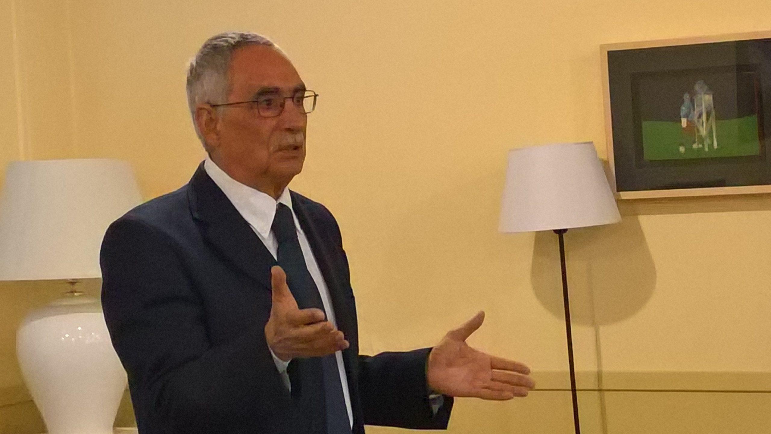 A Bastia Macron ha mostrato disponibilità all'iscrizione della Specialità della Corsica nella Costituzione, ma non sulle altre richieste. Di Antonio Ladu