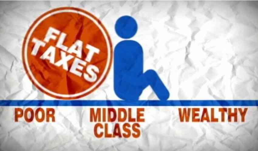 """Flat tax: importanti """"picconatori"""" crescono anche nei dintorni, pur se al di fuori, del governo giallo verde. Di Gianni Pernarella"""