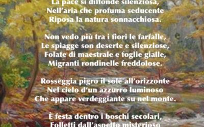 Pubblichiamo due sonetti di Giorgio Luciano Pani